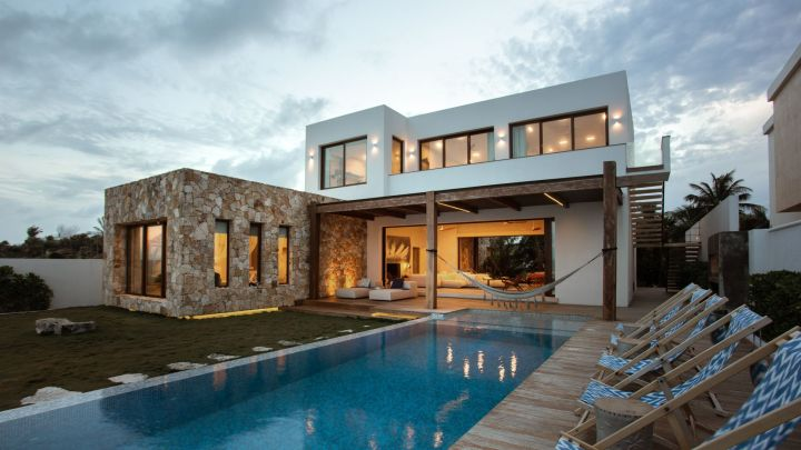 Luxe Airbnb home
