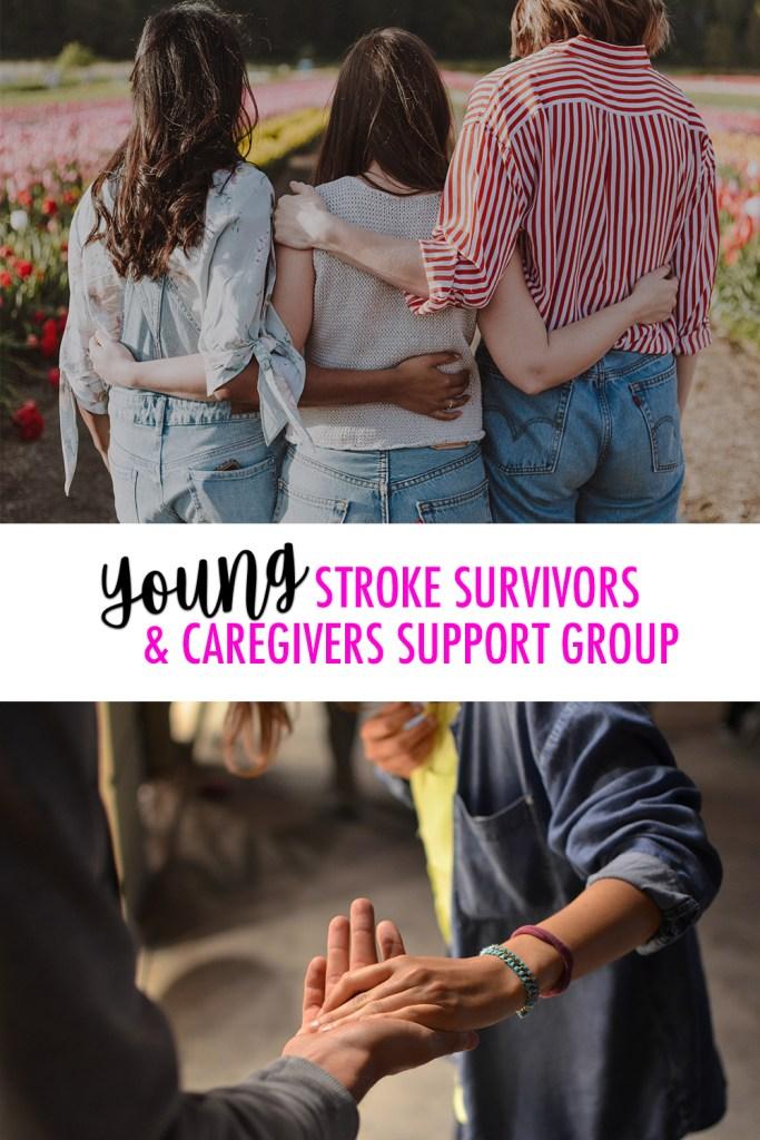 young stroke survivor support